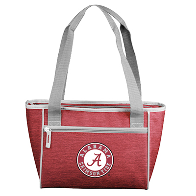 Alabama Crosshatch 16 Can Cooler