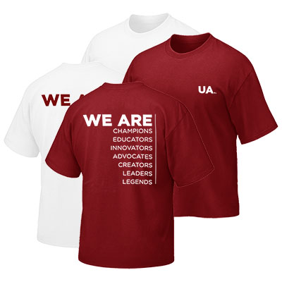 Alabama We Are T-Shirt