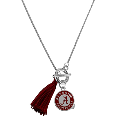 Alabama Norma Tassel Necklace