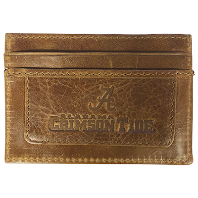 Alabama Westbridge Money Clip Card Holder