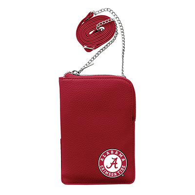Alabama Pebble Smart Purse