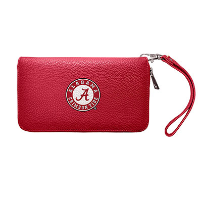 Alabama Pebble Organizer Wallet