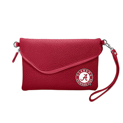 Alabama Fold Over Purse