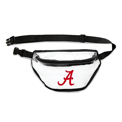 Alabama Clear Crossbody Pack