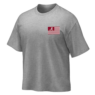 ALABAMA EQUAL UNITED AND STRONG TIDE FANS T-SHIRT