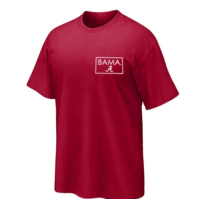 Alabama Best College Town T-Shirt