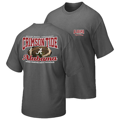 Alabama Stadium Ball T-Shirt