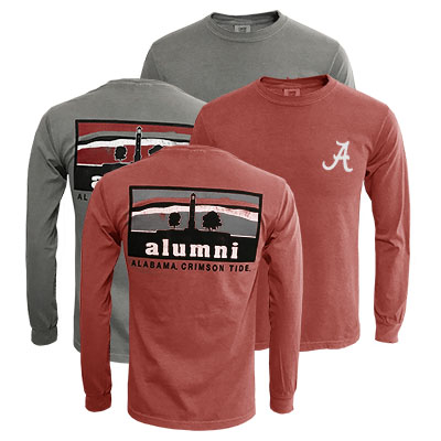 Alabama Crimson Tide Alumni Long Sleeve T-Shirt