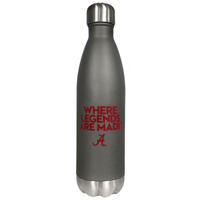 Alabama Where Legends Are Made Force Bottle