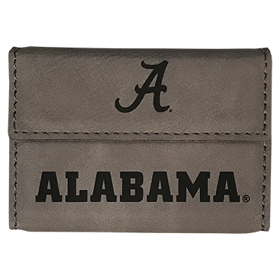 Alabama Laramie Business Card Case