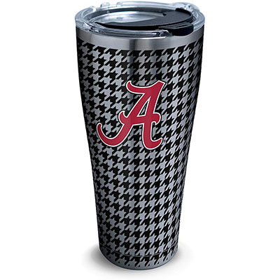 Univeristy Of Alabama Houndstooth Tumbler