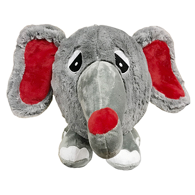University Of Alabama Plush Elephant Fluffball