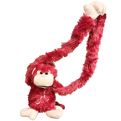 University Of Alabama Plush Monkey With Moveable Legs And Arms