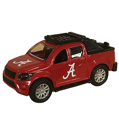 University Of Alabama Pull Back And Roll Toy Truck