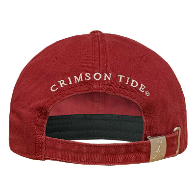 ALABAMA ALUMNI ELEPHANT TWILL CAP
