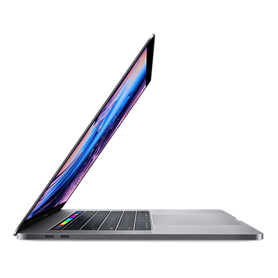 15-Inch Macbook Pro With Touch Bar: 2.6Ghz 6-Core 9Th-Generation Intel Core I7 Processor/16Gb Memory
