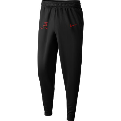 Alabama Men's Nike Spotlight Pant With Script A