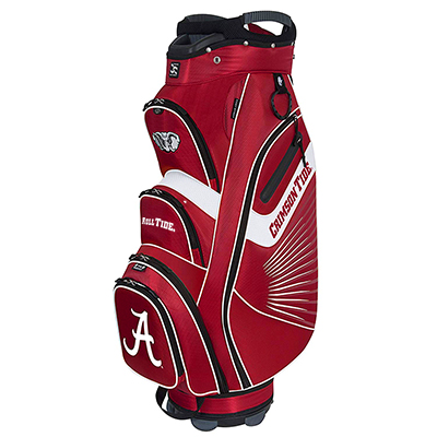Alabama The Bucket Ii Cooler Cart Golf Bag