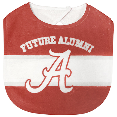 Alabama Future Alumni All Pro Baby Bib