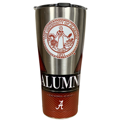 University Of Alabama Alumni Stainless Tumbler