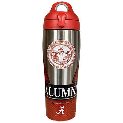 University Of Alabama Alumni Stainless Water Bottle