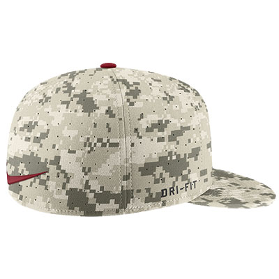 ALABAMA NIKE AERO TRUE BASEBALL CAP