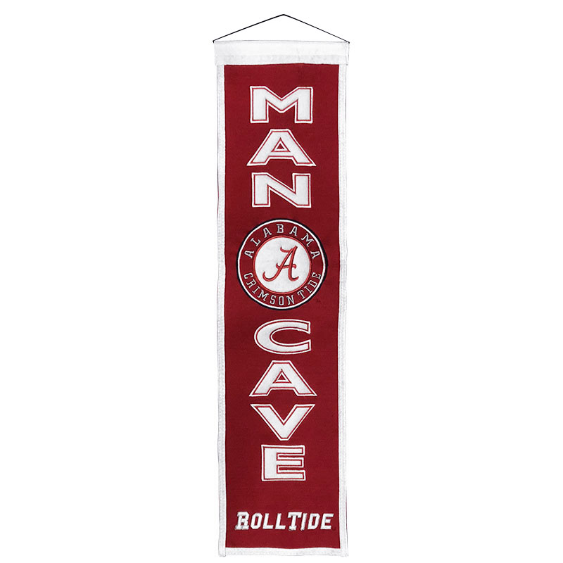 Alabama Man Cave Banner (SKU 1331540524)