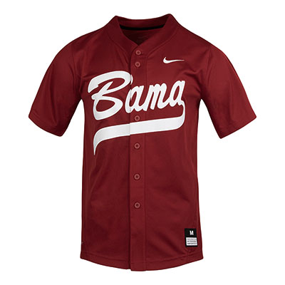 Alabama Nike Softball Jersey