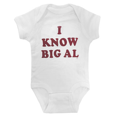 I Know Big Al Onesie