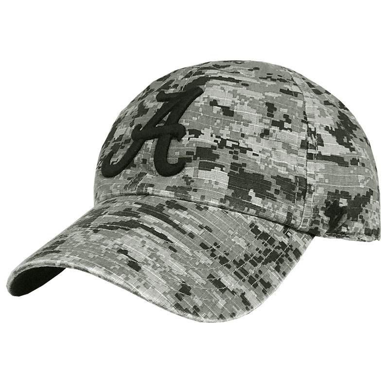 47 Brand Operation Hat Trick Digital Camo Nilan Script A Cap (SKU 13317232208)