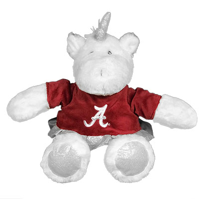 University Of Alabama Pudgy Unicorn