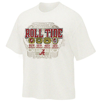 It Takes A Little More To Make A Champion Alabama T-Shirt