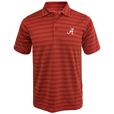 Script A Charge Polo Shirt
