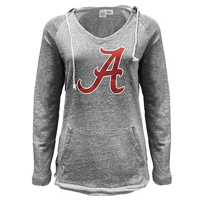 Alabama Script A Mainstream Long Sleeve Hood