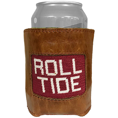 Alabama Roll Tide Embroidered Can Cooler