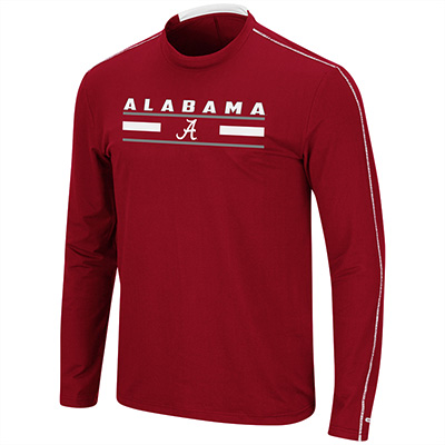Alabama Over Script A Gryzzl Long Sleeve T-Shirt