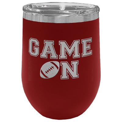 Game On Insulated Tumbler