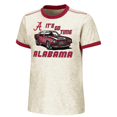 Alabama It's Go Time Indianrockolis 500 Short Sleeve T-Shirt