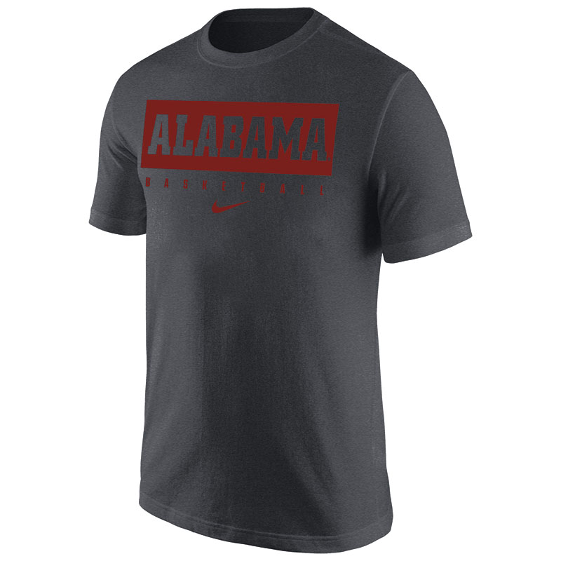 Alabama Basketball Dri-Fit Legend 2.0 Short Sleeve T-Shirt (SKU 13341930158)