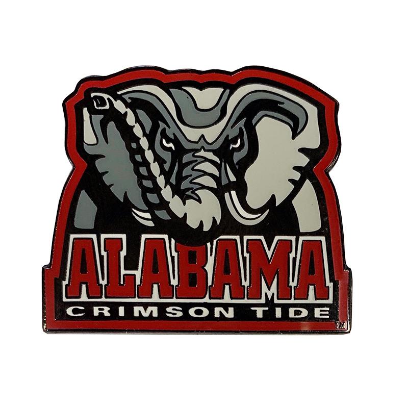 Alabama Crimson Tide Elephant Lapel Pin University Of Alabama Supply Store