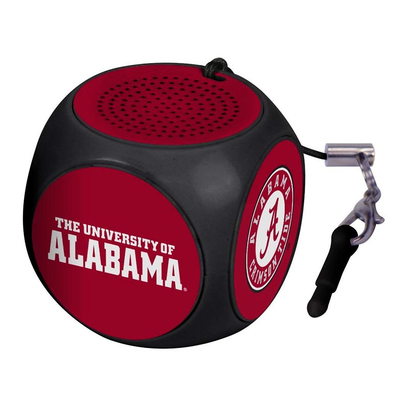 University Of Alabama Mini Bluetooth Speaker - Black Mx-100 (SKU 13344573211)