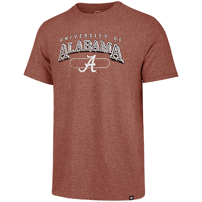 University Of Alabama Script A Alumni Arch Match T-Shirt