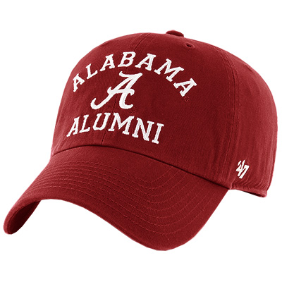 Alabama Alumni Archway Alumni Clean Up Cap