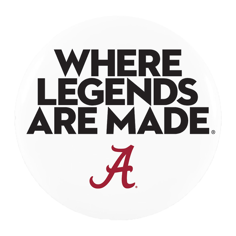 Where Legends Are Made Button