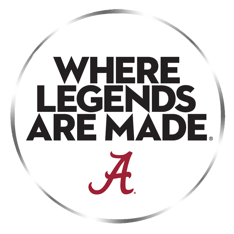 Where Legends Are Made Collector Lapel Pin (SKU 13349790202)