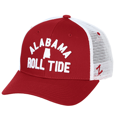 Alabama Roll Tide With State Juncture Cap