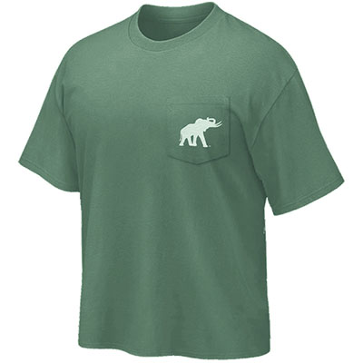 ALABAMA ORIGINAL RETRO ELEPHANT T-SHIRT