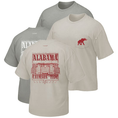 Alabama Crimson Tide Bryant Denny Champ T-Shirt