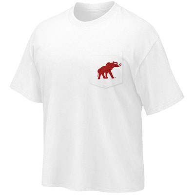 UNIVERSITY OF ALABAMA T-TOWN STATE T-SHIRT