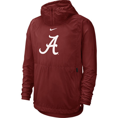 Alabama Nike Men's Lightweight Repel Jacket